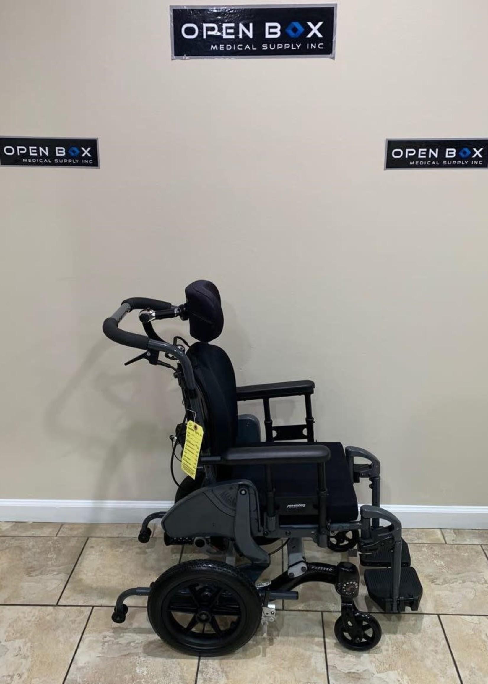 PDG Mobility PDG Fuze T50 Junior Manual Tilt In Space Wheelchair (Used)