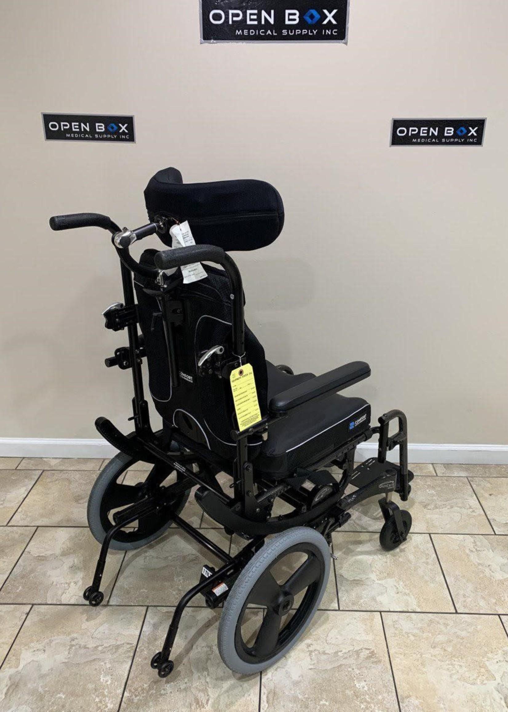 Sunrise Medical Sunrise Medical Quickie IRIS Tilt-in-Space Manual Wheelchair (Used)