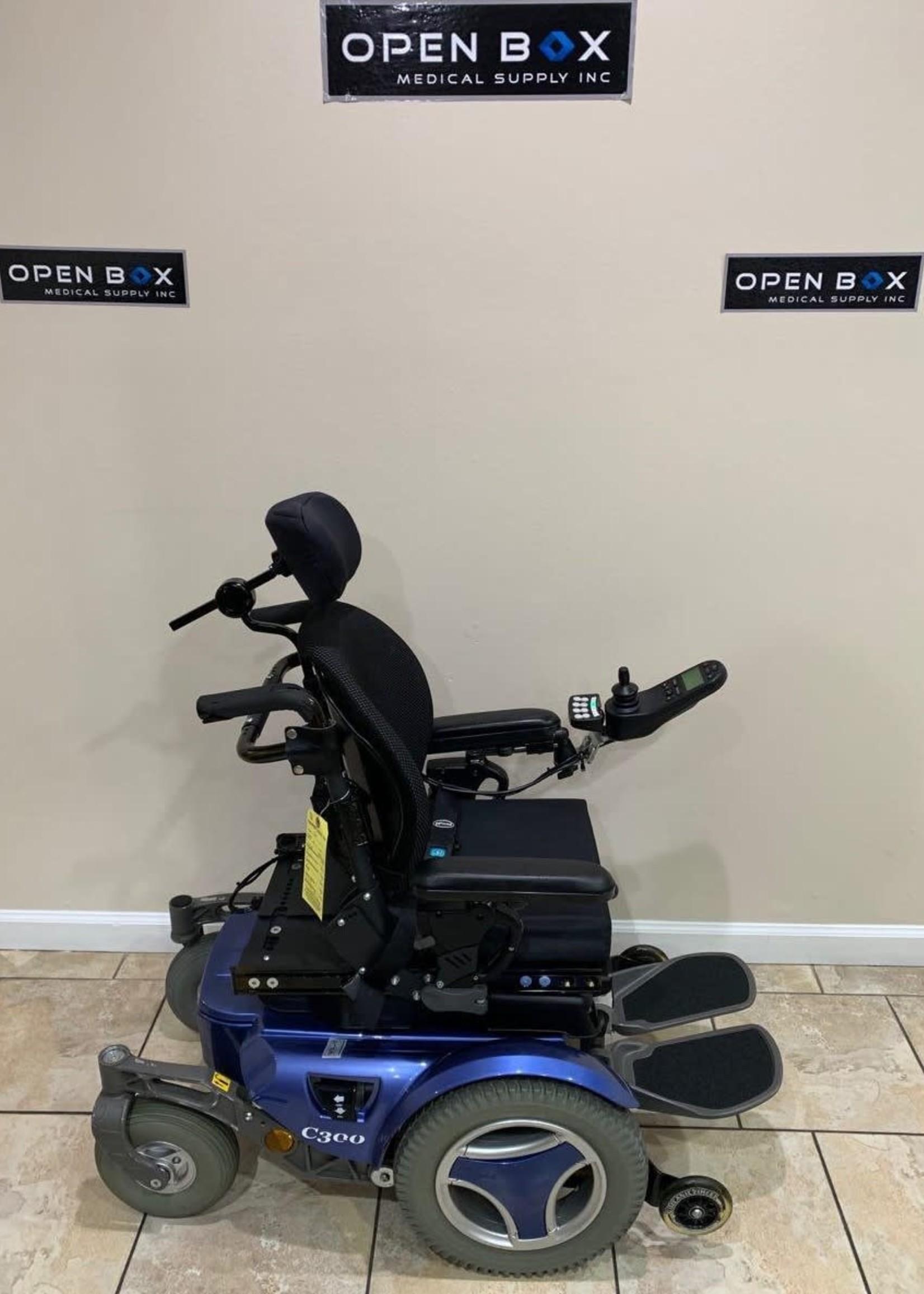 Permobil Permobil C300 Pediatric Power Wheelchair With Power Tilt (Used)