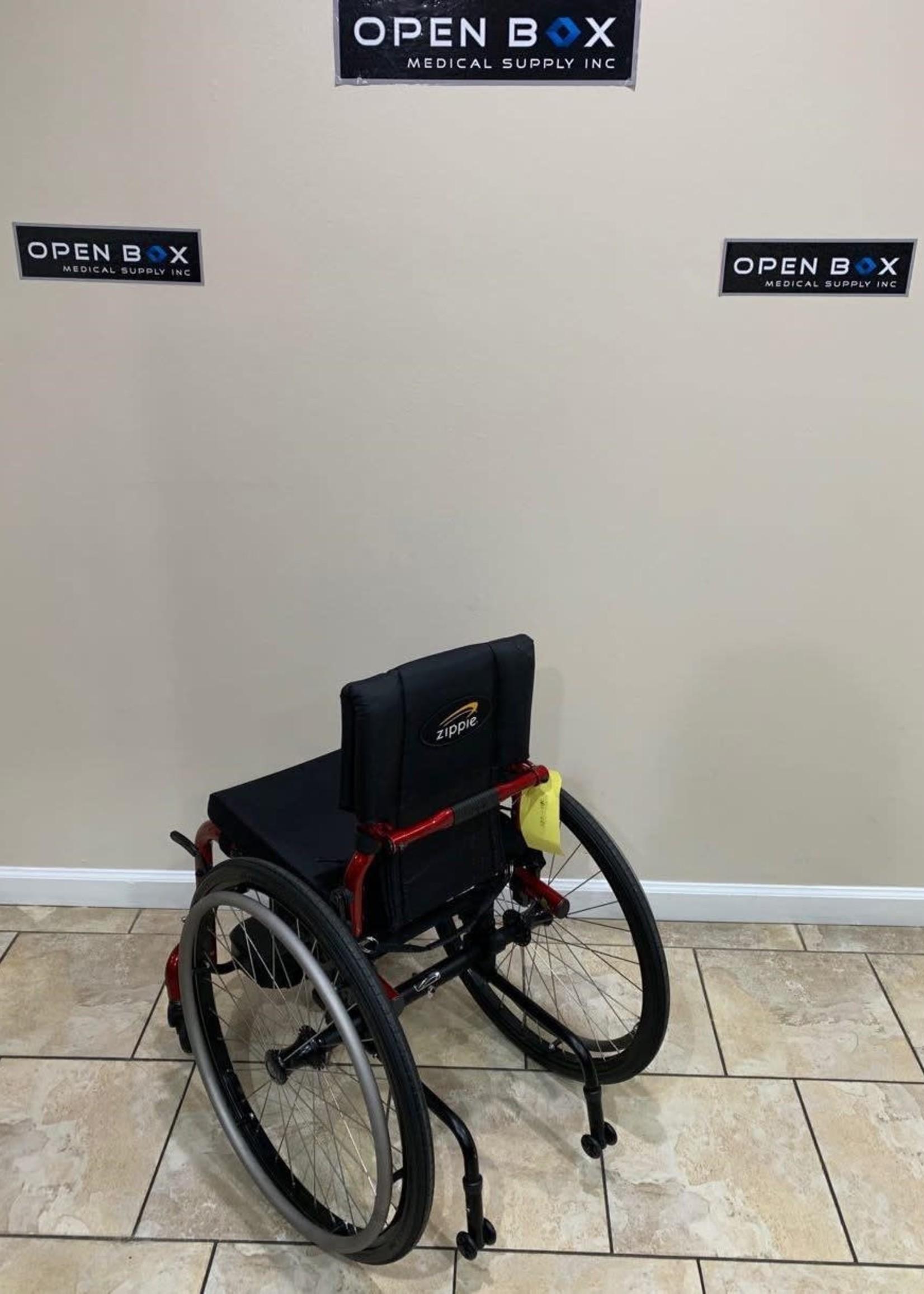 Sunrise Medical Zippie Zone Ultralight Manual Wheelchair