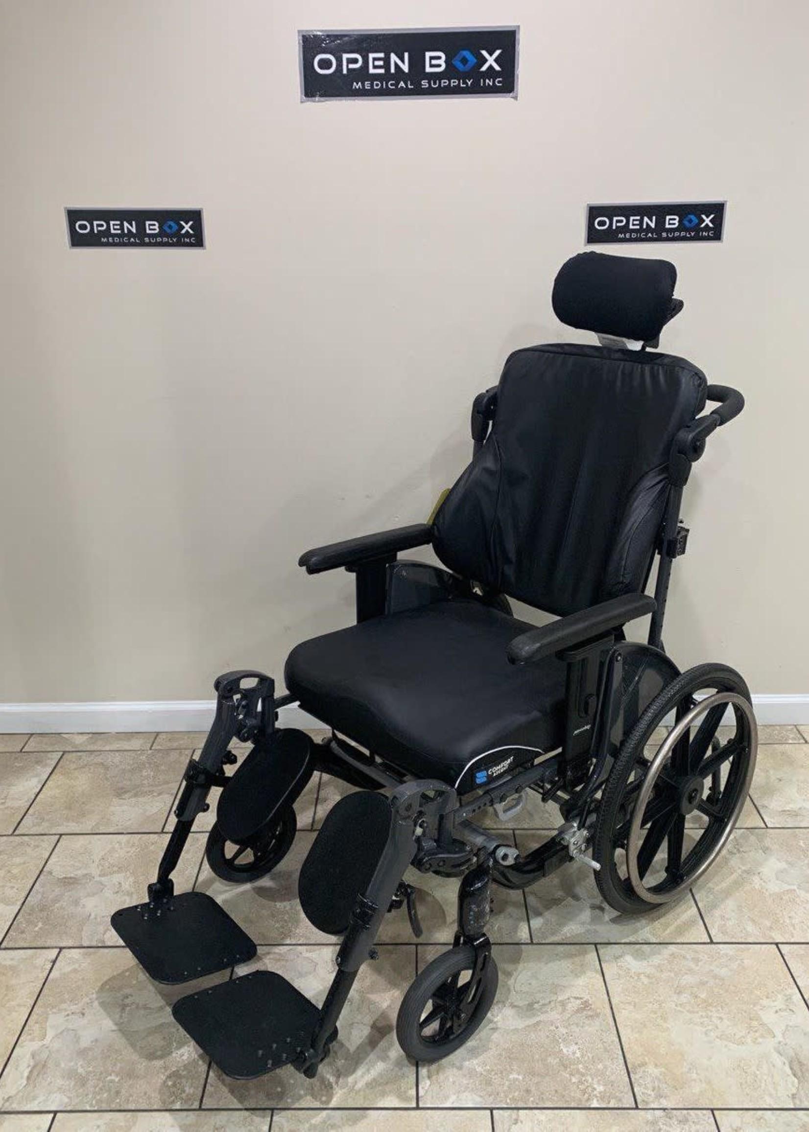 PDG Mobility PDG Fuze T50 Tilt-in-Space Wheelchair (Used)