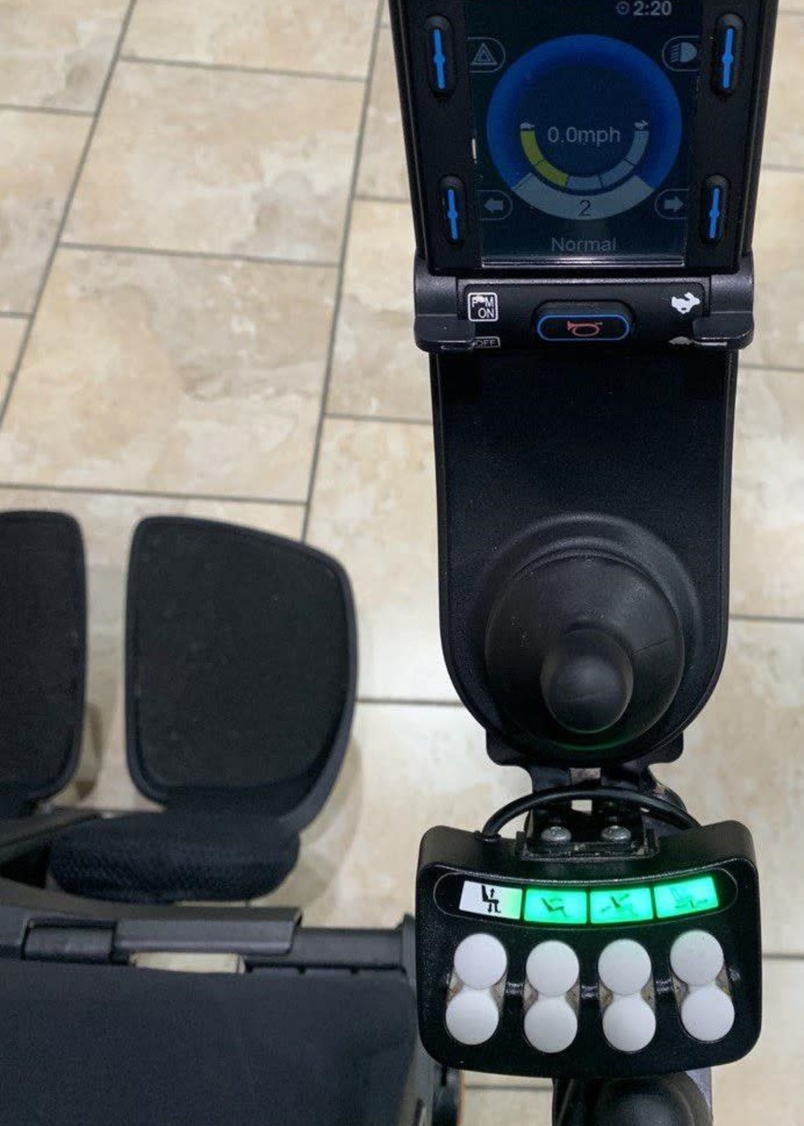 Permobil M300 HD Electric Wheelchair (Used)