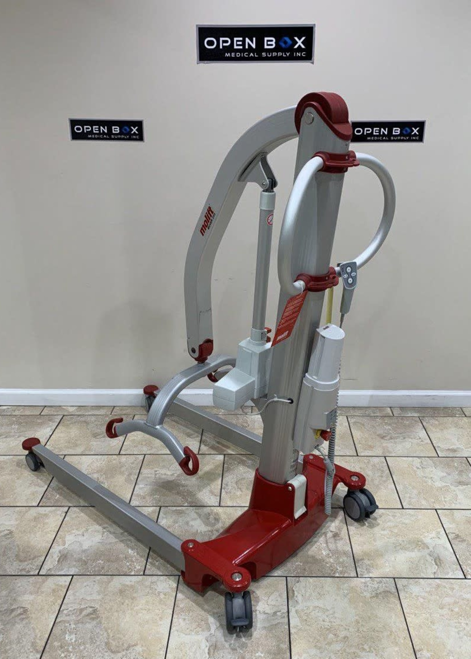 Molift Mover 205 Electric Patient Lift With Power Base (Used)