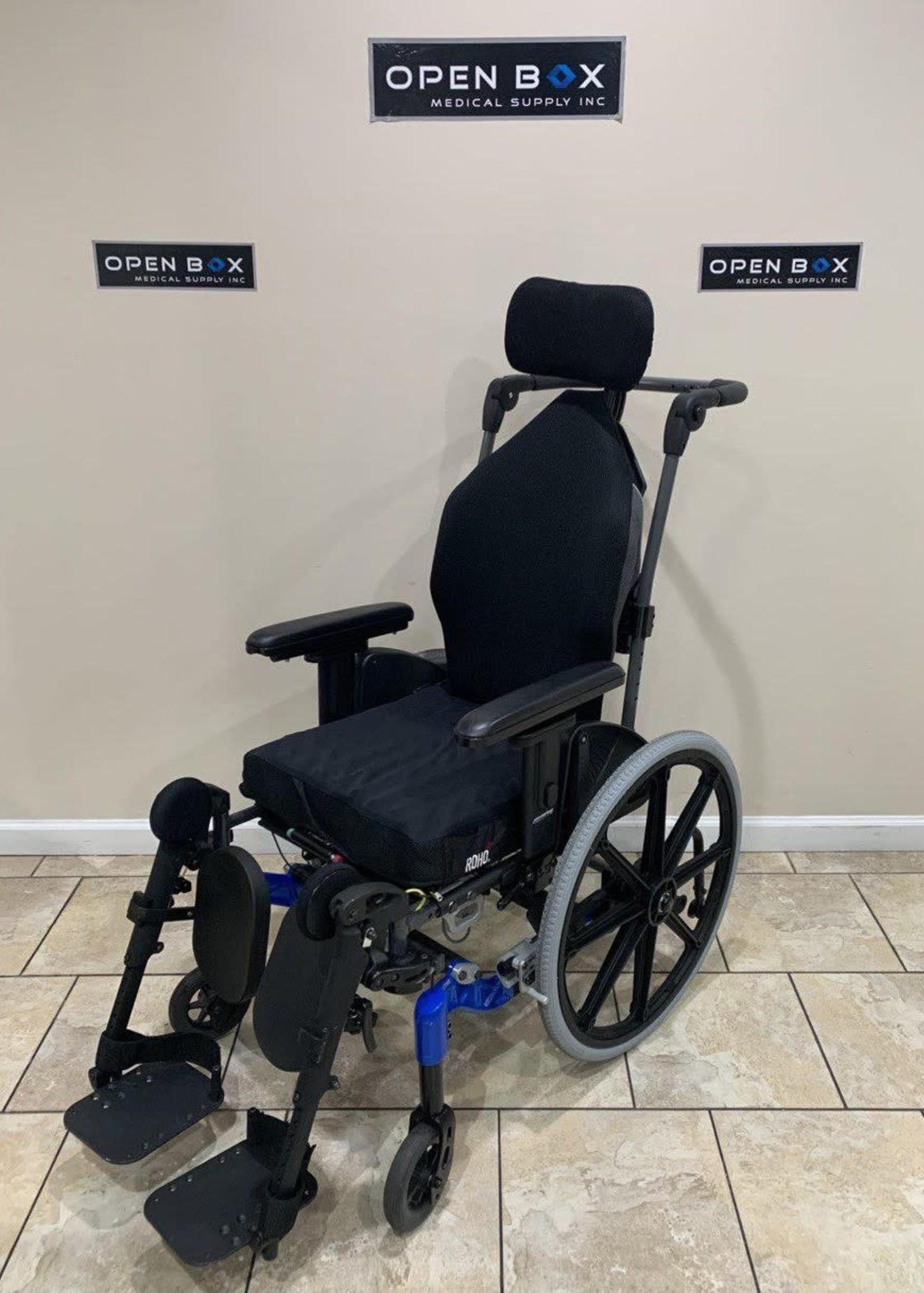 PDG Mobility PDG Fuze T50 Power Tilt-in-Space Wheelchair (Used)