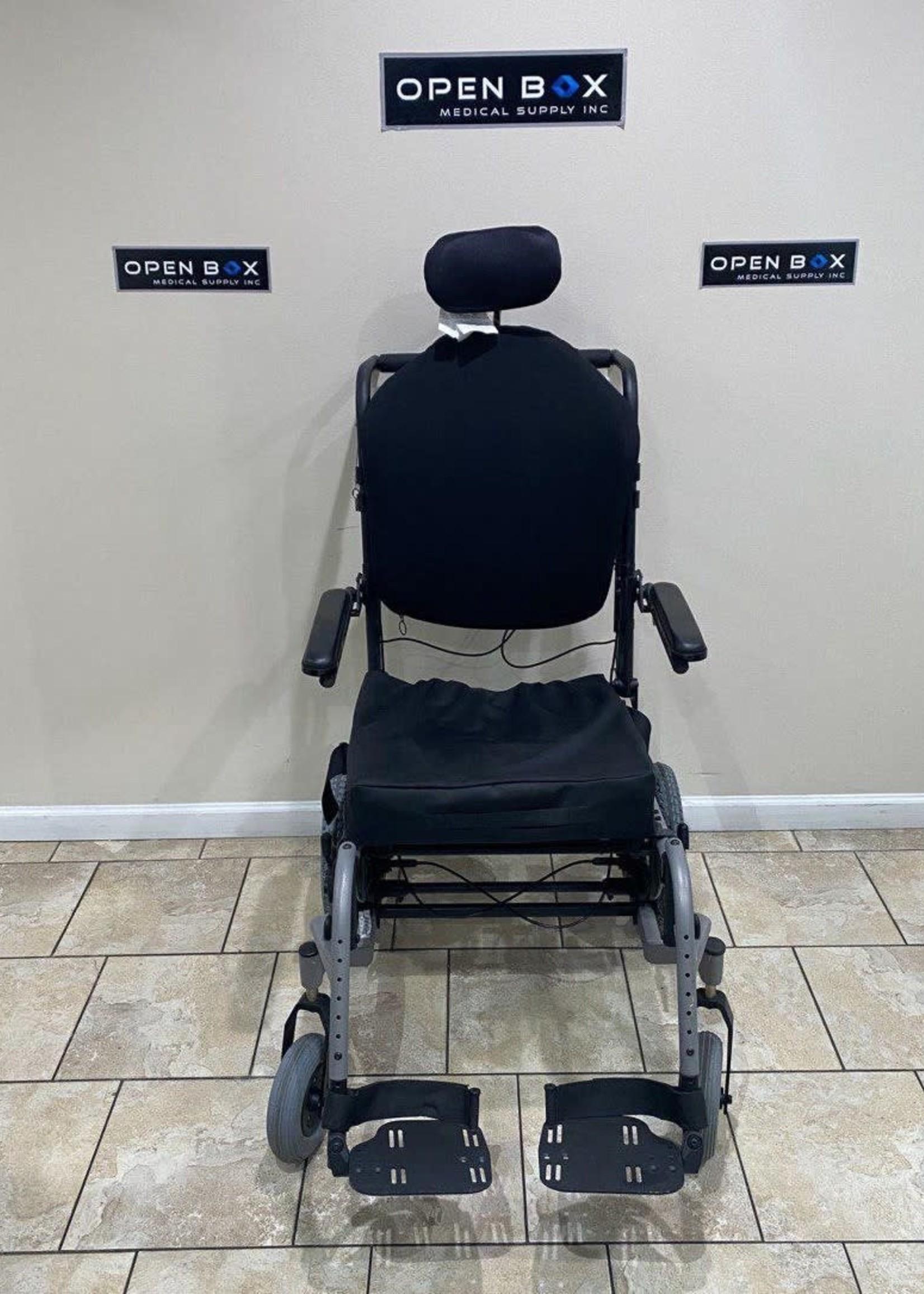 Sunrise Medical Sunrise Medical Quickie IRIS Tilt-in-Space & Recline Wheelchair (Used)