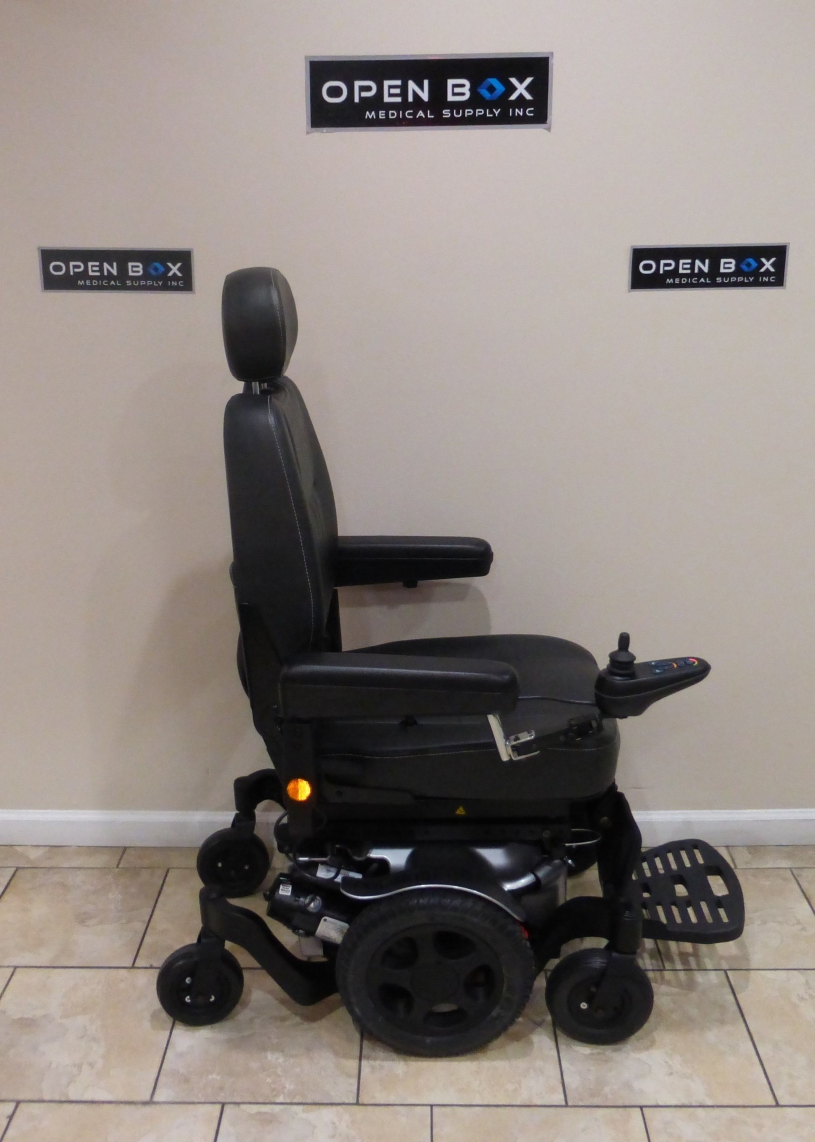 Sunrise Medical Quickie Pulse 6 Power Wheelchair with Tilt (Used)