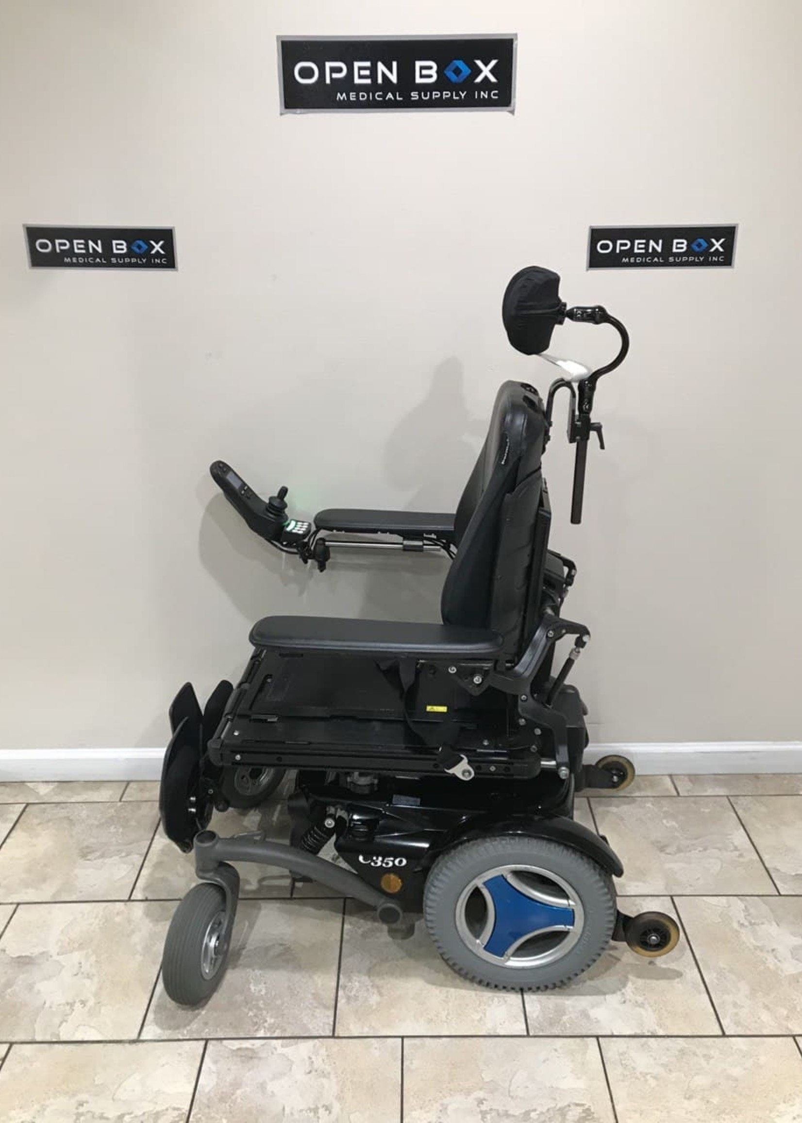 Permobil Permobil C350 Corpus 3G Power Wheelchair (Used)