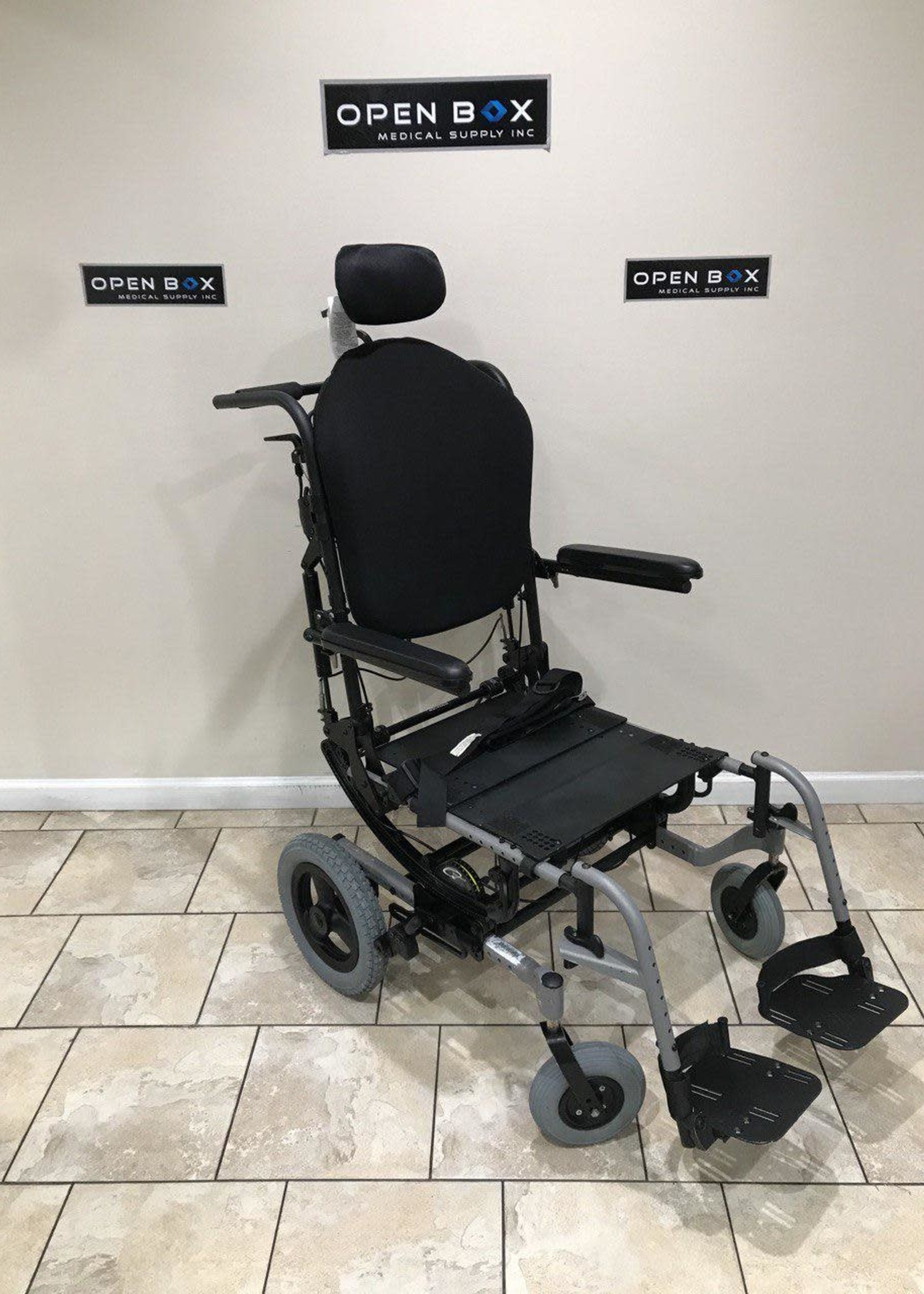 Sunrise Medical Quickie Iris SE Tilt-In-Space Wheelchair (Used)
