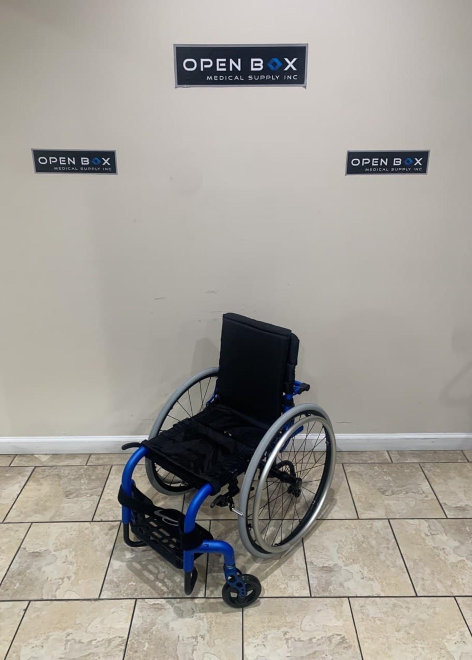 Sunrise Medical Zippie Zone Ultralight Pediatric Wheelchair