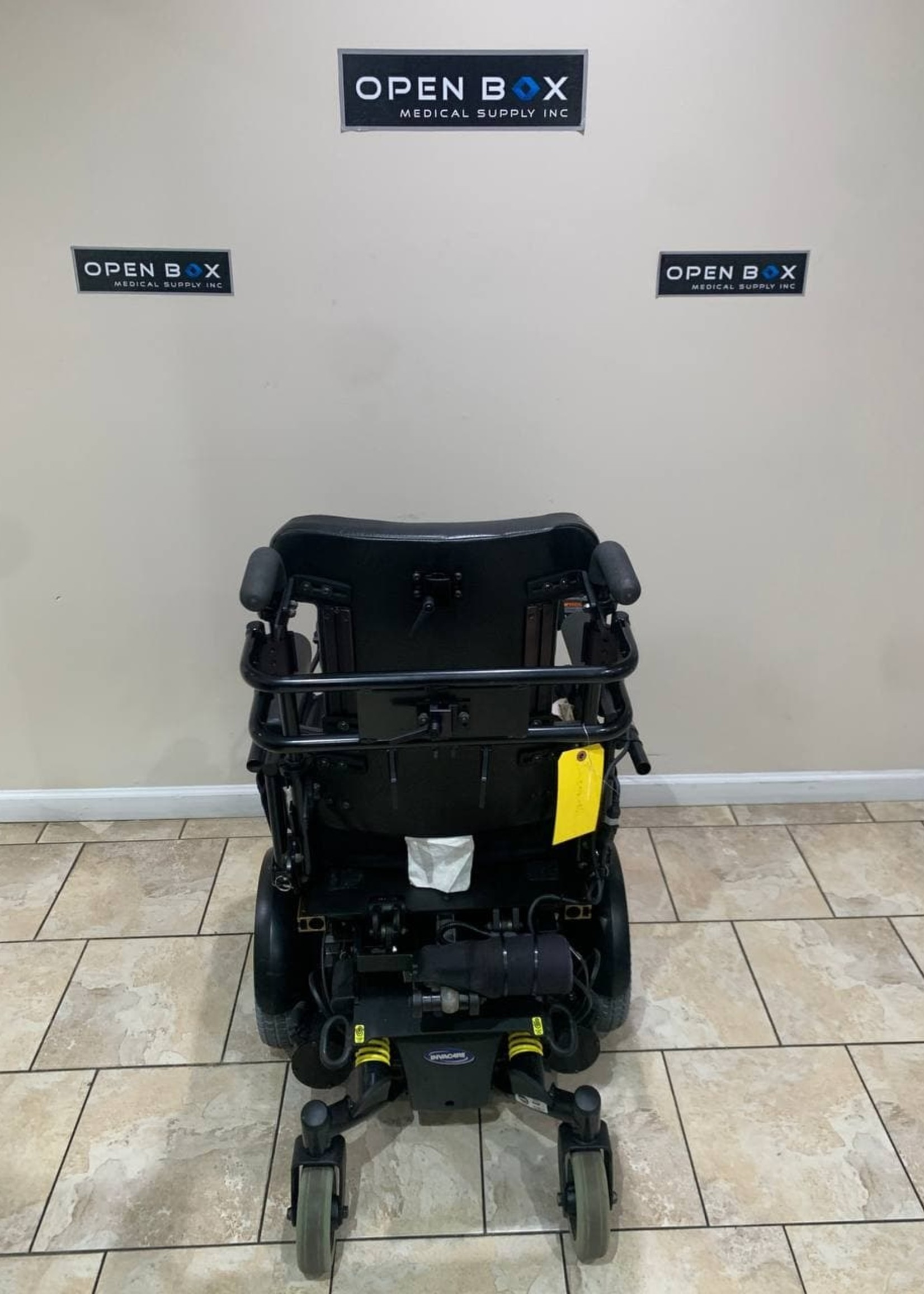 Invacare Invacare TDX SP Power Wheelchair with Tilt (Used)