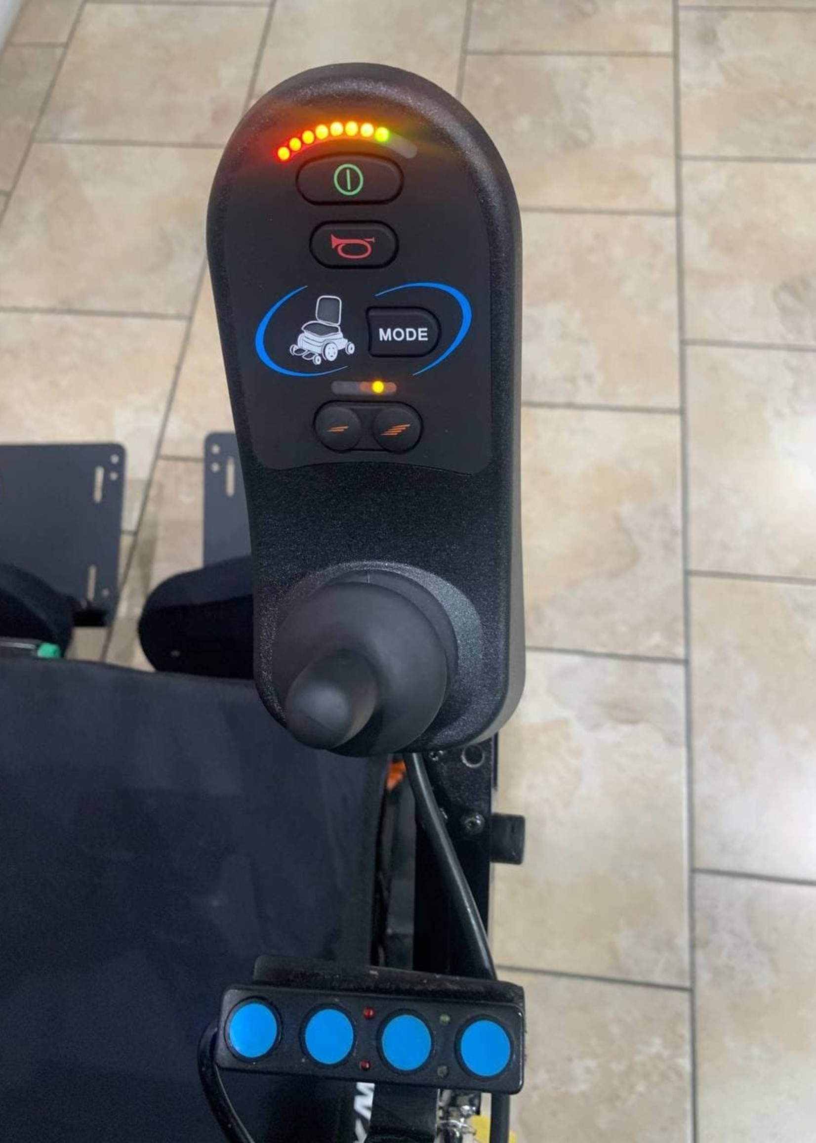 Amy Systems Amy Systems AllTrack M3 Electric Wheelchair (Used)