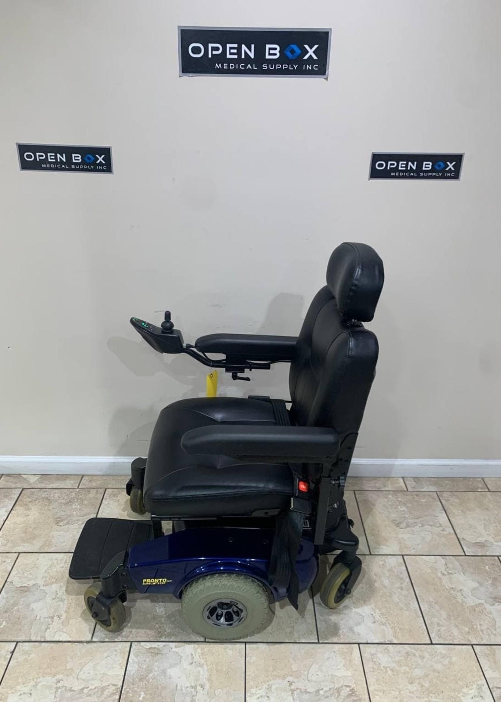 Invacare Invacare Pronto M51 Power Wheelchair SureStep