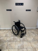 TiLite TiLite Aero Z Ultra Lightweight Wheelchair (Used)