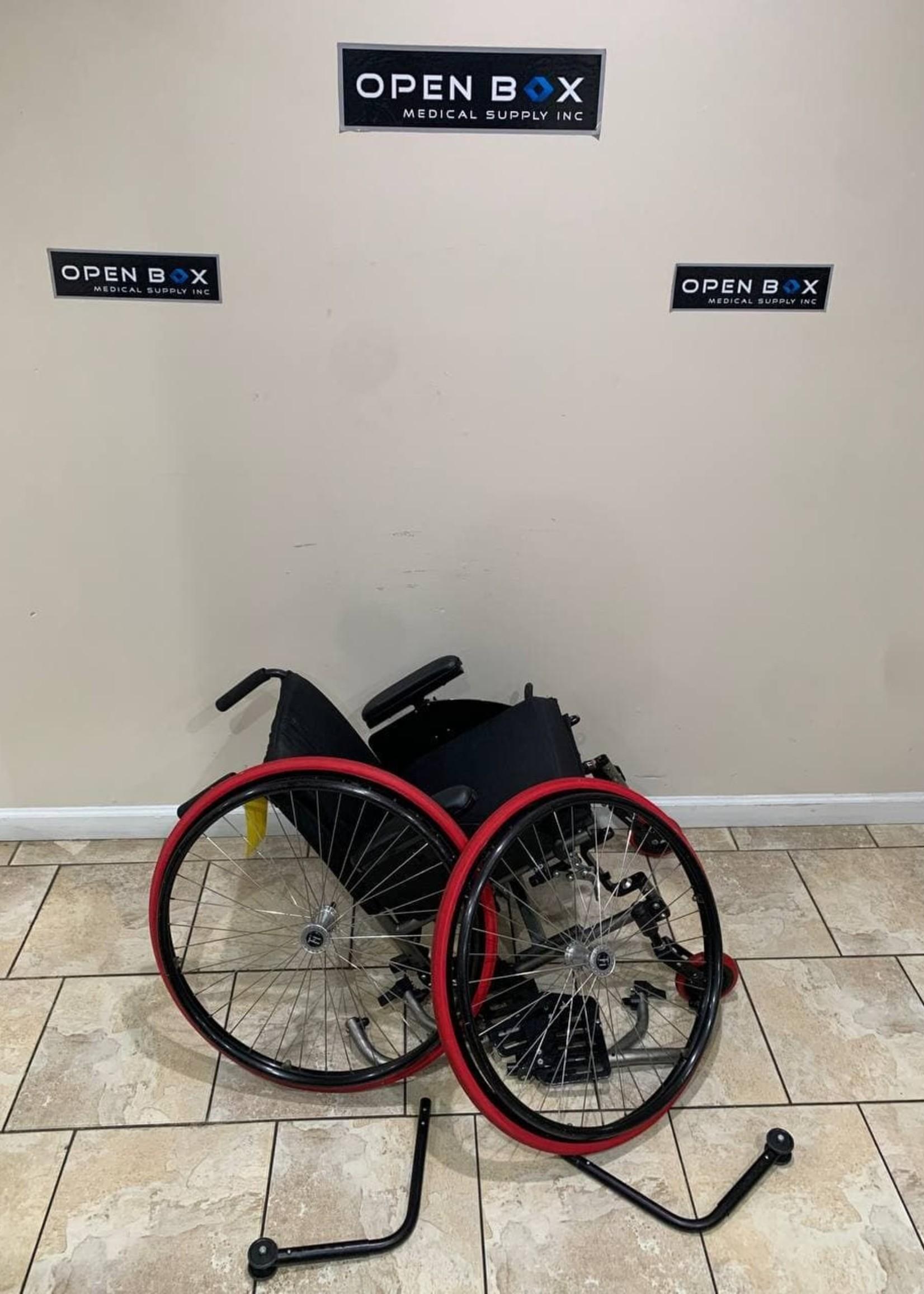 Permobil TiLite GX2 Ultra Light Wheelchair (Used)