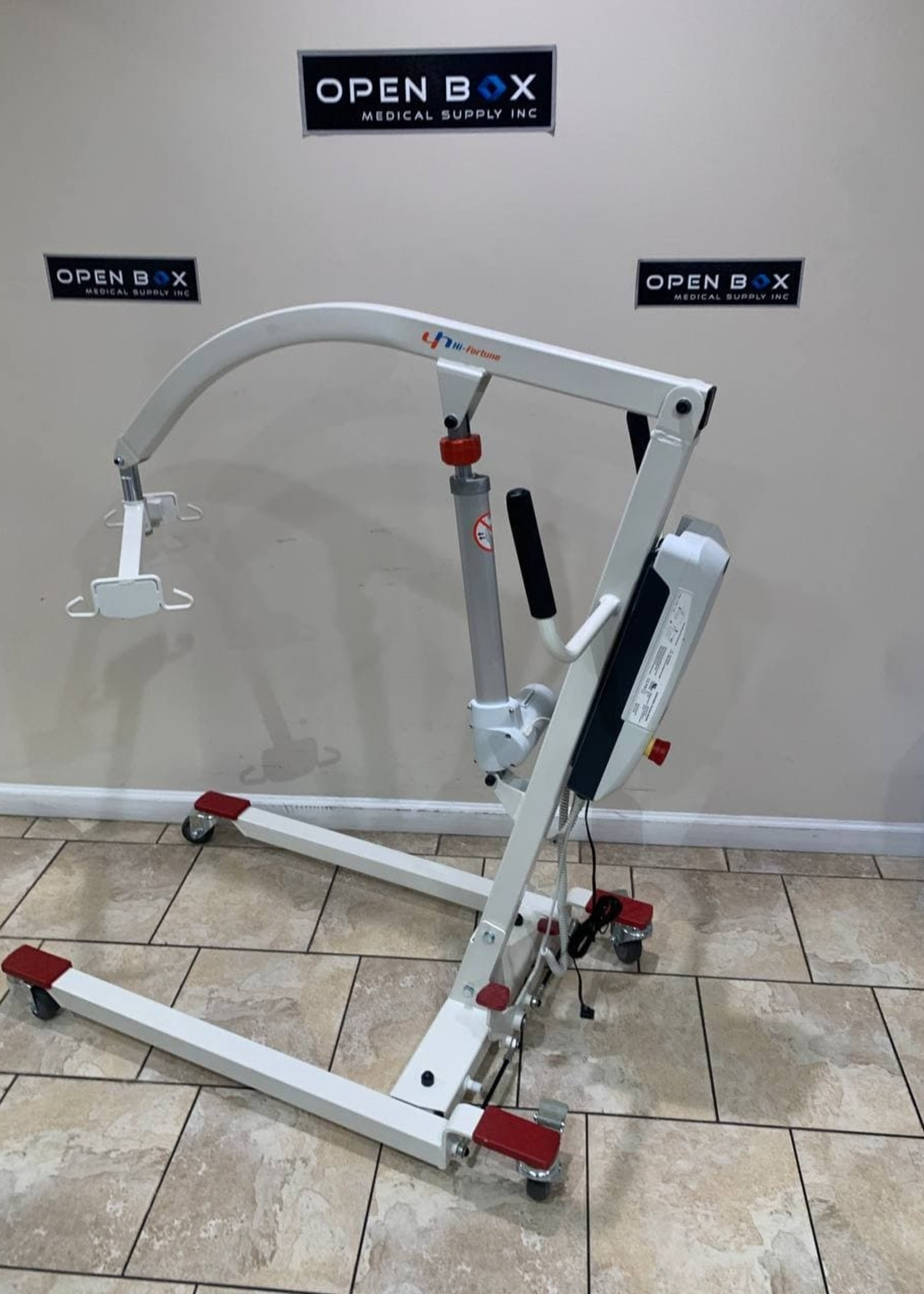 Hi-Fortune Electric Patient Lift Hydraulic