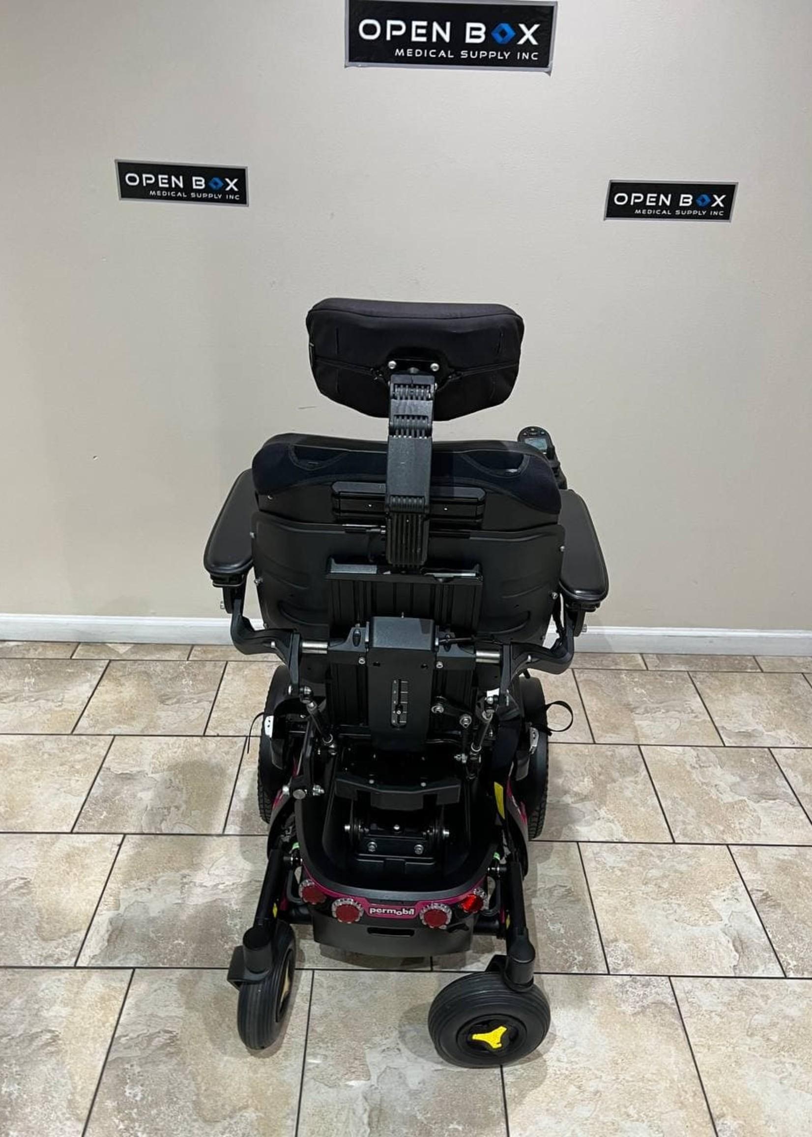 Permobil Permobil F3 Power Wheelchair