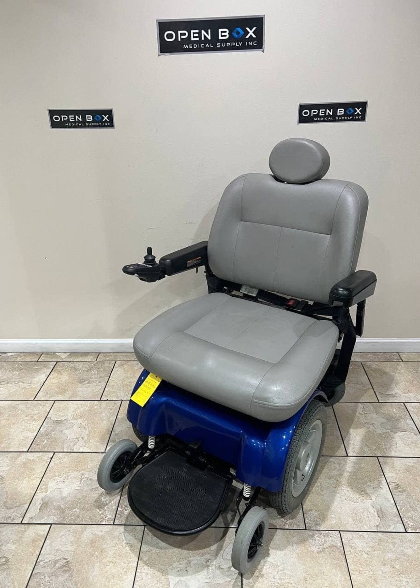 Pride Mobility Pride Jazzy 1420 Heavy Duty Power Wheelchair