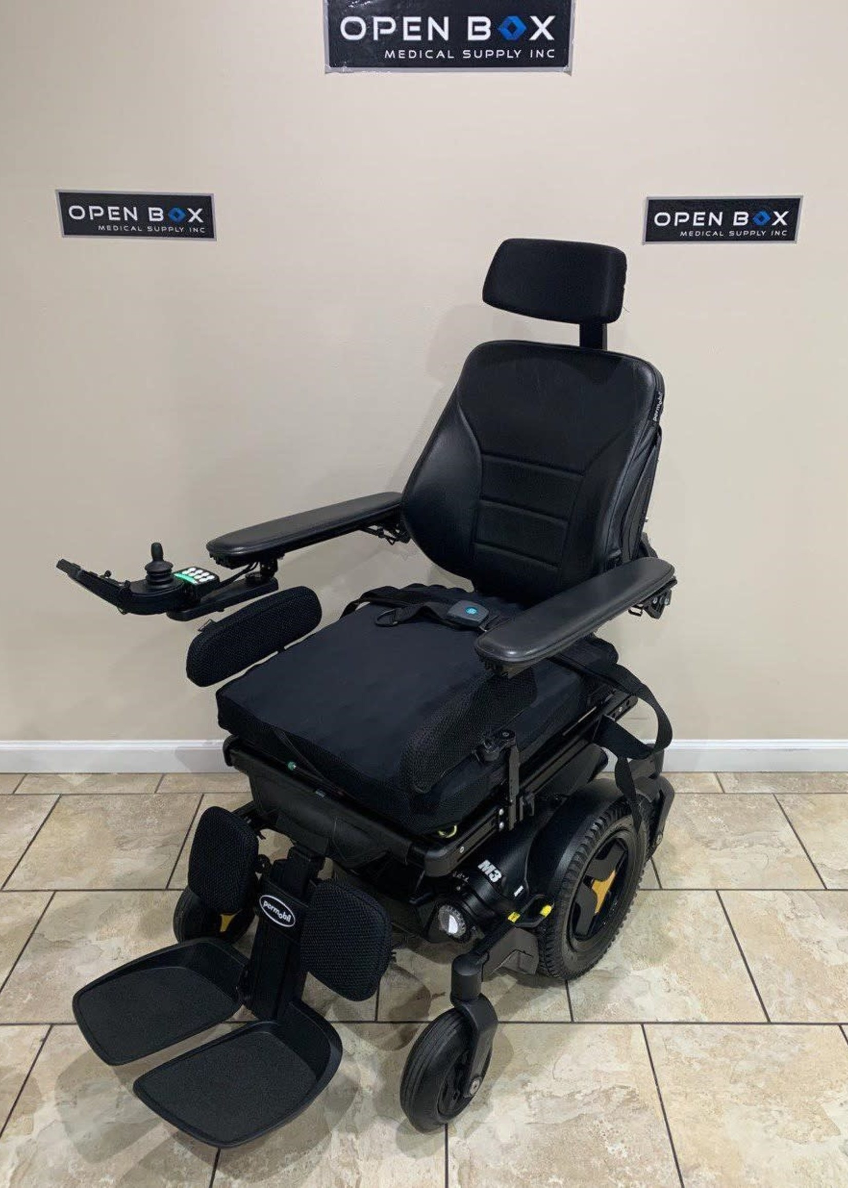 Permobil M3 Corpus Rehab Power Wheelchair