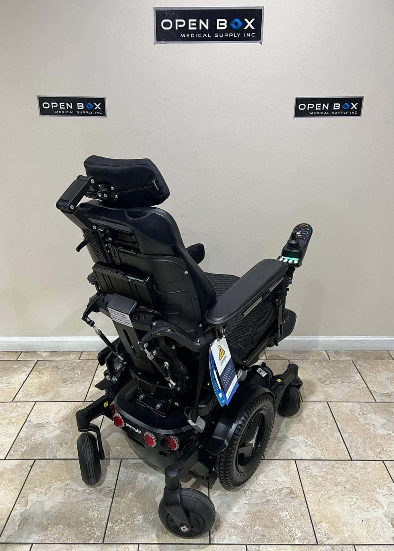 Permobil  M3 Rehab Electric Wheelchair