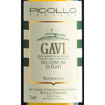 Picollo Ernesto Picollo Ernesto Gavi Di Gavi  Roverto 2019  Piedmont, Italy