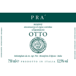 Pra Pra Otto Classico Soave  2019  Veneto, Italy  92pts-JS