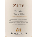 Terra D'Aligi Terra D'Aligi Zite Pecorino 2019  Abruzzo, Italy