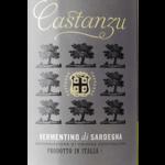 Castanza Castanza Vermentino di Sardegna 2018  Italy