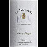 Ca'Bolani Ca'BolaniPinot Grigio 2019  Friuli, Italy