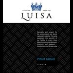 Luisa Luisa Pinot Grigio 2018  Friuli-Venezia Giulia, Italy  91pts-JS