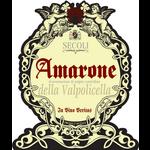 Secoli Secoli Amarone della Valpolicella 2017  Veneto, Italy
