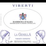 Viberti Viberti La Gemella Barbera D'Alba 2019  Piedmont, Italy  91pts-JS