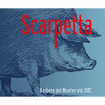 Scarpetta Scarpetta Barbera del Monferrato 2019  Piedmont, Italy