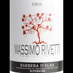 Massimo Rivetti Family Farm Massimo Rivetti Froi Barbera D'Alba 2019  Piedmont, Italy