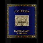 La Spinetta La Spinetta Ca'Di Pian Barbera D'Asi Superiore 2018  Piedmont, Italy
