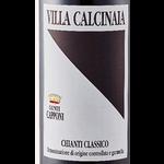 Villa Calcinaia Villa Calcinaia Chianti Classico 2017  Tuscany, Italy  91pts-WE