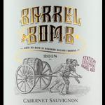 Barrel Bomb Barrel Bomb Cabernet Sauvignon 2018  Lodi, California
