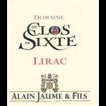 Alain Jaume Alain Jaume Domaine du Clos de Sixte Lirac 2016 Rhone, France