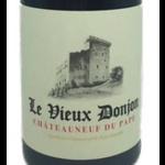 La Vieux Donjon Le Vieux Donjon Chateauneuf Du Pape 2019  Rhone, France  98pts-D, 96pts-JD