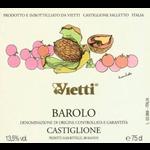 Vietti Vietti Castiglione Barolo 2017  Piedmont, Italy  94pts-JS