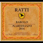 Ratti Ratti Marcenasco Barolo 2016  Piedmont, Italy  97pts-WE
