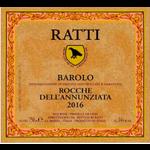 Ratti Ratti Rocche Dell'Annunziata  Barolo 2016  Piedmont, Italy  95pts-WS