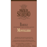 Paolo ScavinO Paolo ScaviO Monvigliero Barolo 2016  Piedmont, Italy 97pts-WE