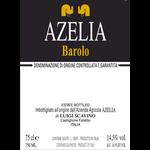 Azelia Azelia Barolo 2016  Piedmont, Italy  94pts-JS