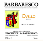 Produttori del Barbaresco Produttori del Barbaresco Ovello Barbaresco Riserva 2016  Piedmont, Italy  97pts-V