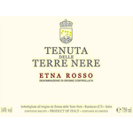 Tenuta Delle Terre Nere Tenuta Delle Terre Nere Etna Rosso 2019  Etna Rosso, Sicily, Italy  94pts-JS
