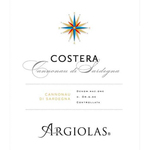 Argiolas Argiolas Costera Cannonau Di Sardegna 2019   Sardinia, Italy