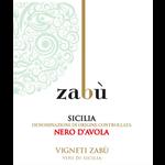 Vigneti Zabu Vigneti Zabu Nero D'Avola 2020  Sicily, Italy