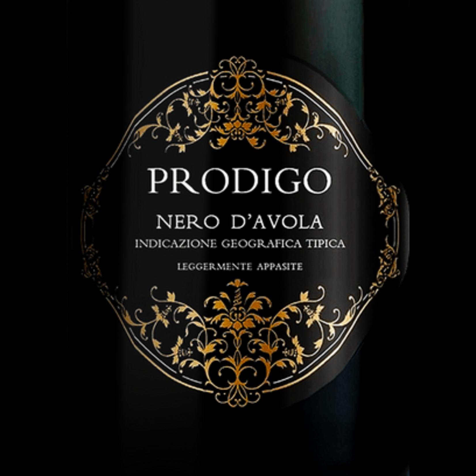 Prodigo Prodigo Nero D 'Avola 2020  Sicily, Italy