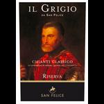 San Felice San Felice Il Grigio Chianti Classico Riserva 2017  Tuscany, Italy
