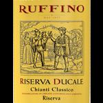 Ruffino Ruffino Ducale Chianti Classico Riserva Tan 2017  Tuscany, Italy  93pts-JS